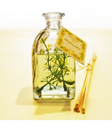 Mikado Manzana Verde decorado 100 ml
