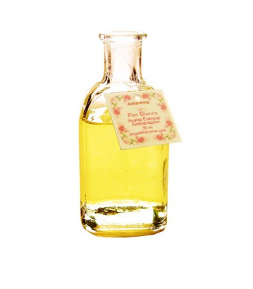 Aceite Ambient. Flor Blanca 35 ml