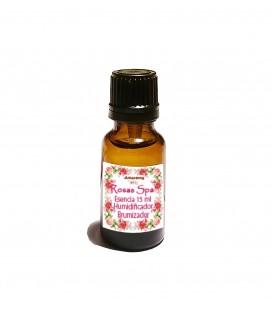 Aceite humidificador y brumizador Rosas Spa